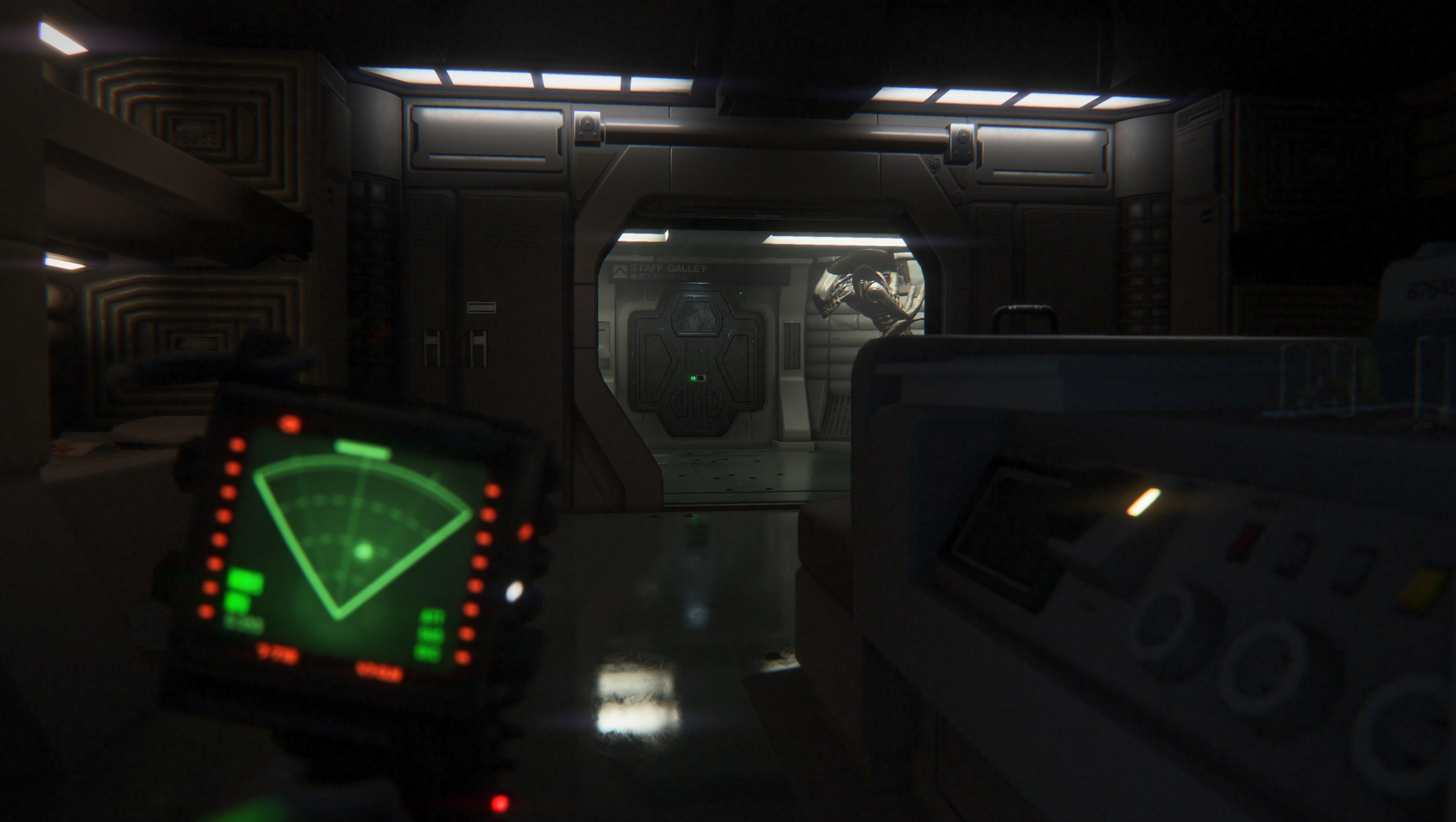 Image du jeu vidéo Alien: Isolation