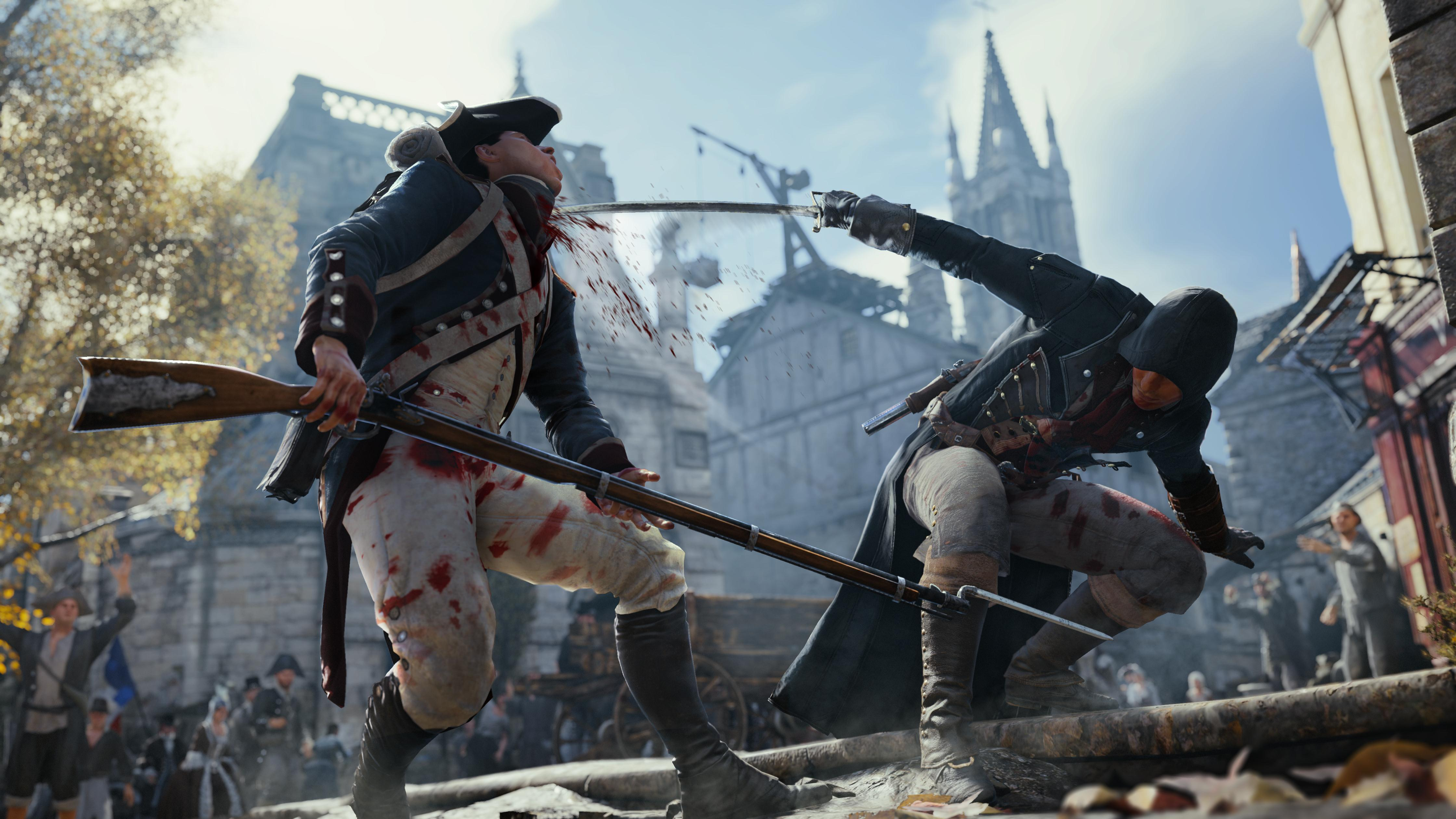 Image d'Assassin's Creed Unity