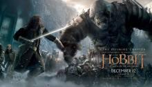 Bannière du film Le Hobbit 3: La bataille des cinq armées