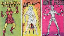 Image de la super-héroïne Tante May