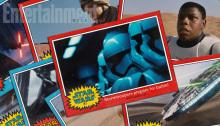 Carte de Star Wars 7: Le Réveil de la Force