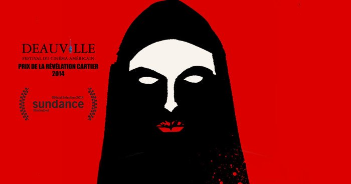 Affiche d'A Girl Walks Home Alone at Night