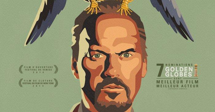 Affiche de Birdman