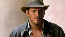 Photoshop de Chris Pratt en Indiana Jones