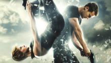 Affiche du film Divergente 2 : L'insurrection réalisé par Robert Schwentke avec Shailene Woodley, Theo James, Miles Teller, Ansel Elgort, Kate Winslet, Jai Courtney, Zoë Kravitz