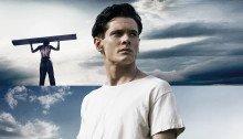 Affiche française du film Invincible réalisé par Angelina Jolie avec Jack O'Connell