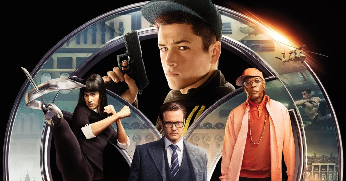 Poster de Kingsman: Services secrets