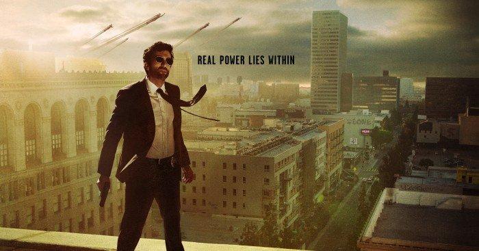 Poster de Powers