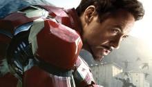 Poster du film Avengers: l'Ère d'Ultron écrit et réalisé par Joss Whedon avec Robert Downey Jr.