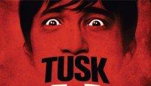 Poster du film Tusk réalisé par Kevin Smith avec Justin Long