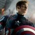 Affiche du film Avengers: l'Ère d'Ultron écrit et réalisé par Joss Whedon avec Captain America