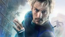 Affiche du film Avengers: l'Ère d'Ultron écrit et réalisé par Joss Whedon avec Quicksilver