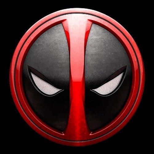 Logo du film Deadpool réalisé par Tim Miller avec Ryan Reynolds