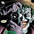 Couverture du comic The Killing Joke écrit par Alan Moore et dessiné par Brian Bolland