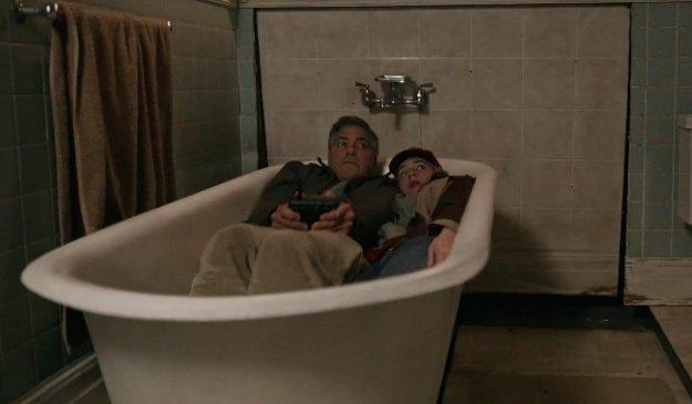 Photo du film À la Poursuite de Demain réalisé par Brad Bird, produit par Damon Lindelof, Brad Bird, Jeffrey Chernov, avec George Clooney, Britt Robertson,