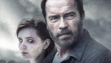 Affiche du film Maggie réalisé par Henry Hobson avec Abigail Breslin, Arnold Schwarzenegger