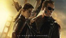 Affiche du film Terminator: Genisys réalisé par Alan Taylor avec Emilia Clarke et Arnold Schwarzenegger