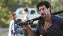 Photo de Jon Bernthal dans la série The Walking Dead