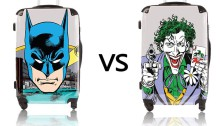 ikase valise batman contre le joker