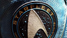Photo du logo de la Starfleet pour Star Trek Beyond