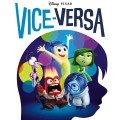 Affiche du film Vice Versa réalisé par Pete Docter et Ronaldo Del Carmen