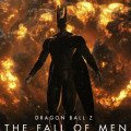 Poster de Dragon Ball Z - The Fall of Men par Yohan Faure et Vianney Griffon