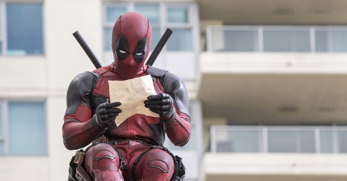 Photo du film Deadpool avec Ryan Reynolds
