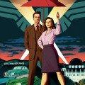 Poster de la saison 2 d'Agent Carter pour le Comic-Con 2015