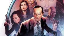 Poster de la saison 3 d'Agents of SHIELD Poster de la saison 3 d'Agents of SHIELD par Jim Cheung