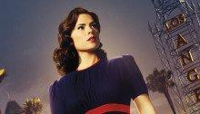 Poster de la saison 2 d'Agent Carter pour le Comic-Con de New-York 2015