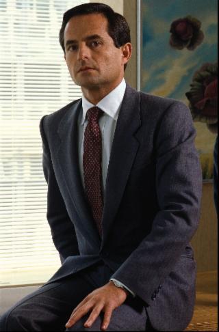 """Photo d'Isaac """"Ike"""" Perlmutter, le PDG de Marvel Entertainment"""