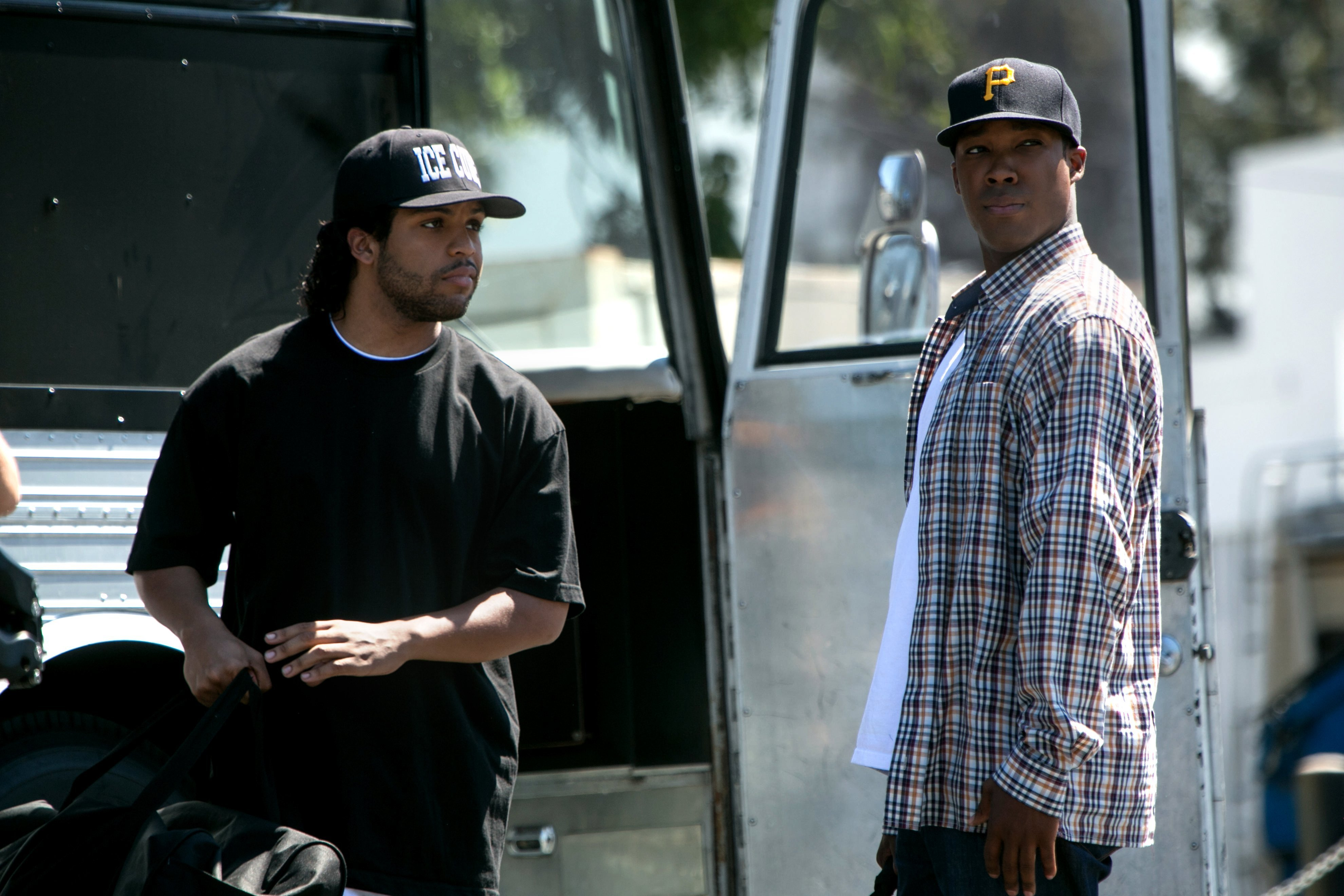 The life of eazy e in straight outta compton a movie by f