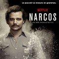 Affiche de la saison 1 de Narcos, série créée par Carlo Bernard, Chris Brancato, Doug Miro, Paul Eckstein avec Pablo Escobar