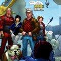 Image de l'équipe Damage Control dans les comics Marvel