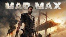 Poster du jeu vidéo Mad Max édité par Warner Bros. Interactive Entertainment et développé par Avalanche Studios