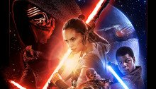 Poster final de Star Wars: Episode VII – Le Réveil de la Force