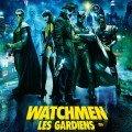 Affiche du film Watchmen: Les Gardiens réalisé par Zack Snyder avec Jackie Earle Haley, Patrick Wilson