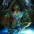 Poster du jeu vidéo de Blizzard Entertainment, StarCraft 2: Legacy of the Void