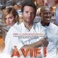 Affiche française du film À vif ! réalisé par John Wells avec Bradley Cooper, Sienna Miller et Omar Sy