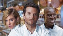 Affiche du film À vif ! avec Bradley Cooper, Sienna Miller et Omar Sy