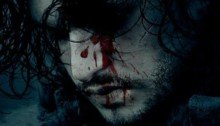 Poster de la saison 6 de Game Of Thrones avec Jon Snow