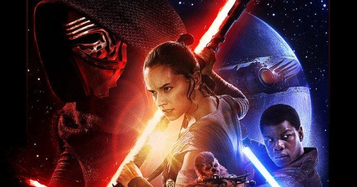 Affiche pour Star Wars: Episode VII – Le Réveil de la Force