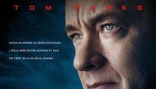 Affiche française du film Le Pont des Espions réalisé par Steven Spielberg avec Tom Hanks