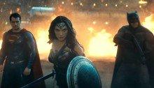 Photo du film Batman v Superman: L'Aube de la Justice avec la Trinité