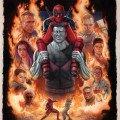 Poster IMAX du film Deadpool réalisé par Tim Miller