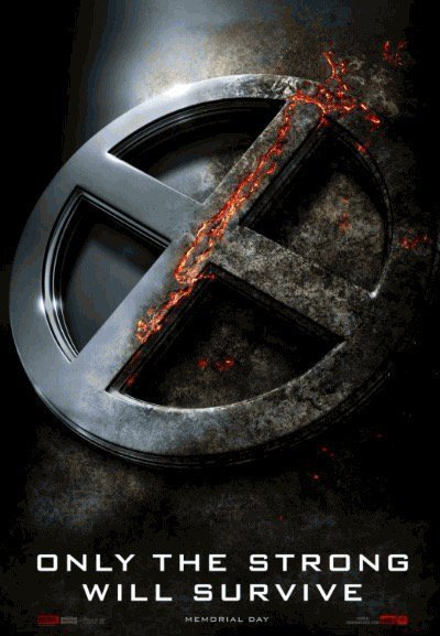 Poster du film X-Men: Apocalypse