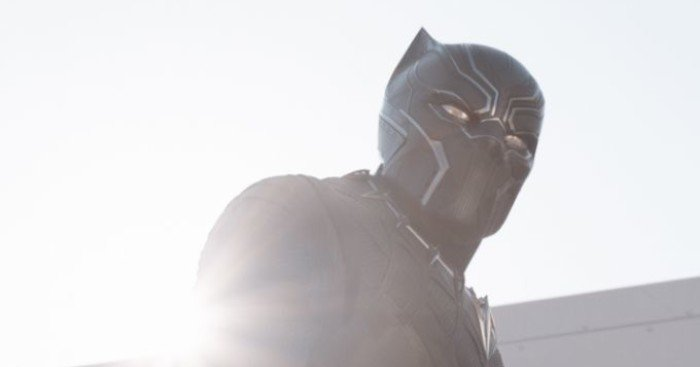 Photo de Captain America: Civil War avec Black Panther