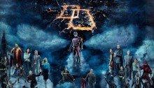 Poster de la saison 2 de Daredevil