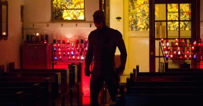 Photo de la saison 2 de Daredevil