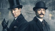 Poster de Sherlock: The Abominable Bride